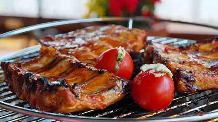 reheat ribs using broiler