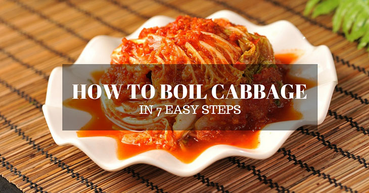 how long do you boil cabbage