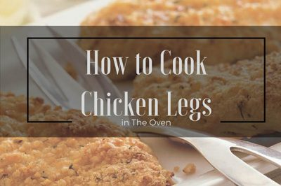 how long do you cook chicken legs in the oven