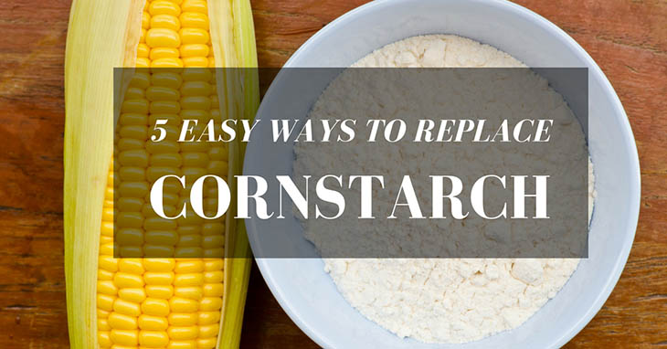 replacement for cornstarch