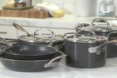 best hard anodized cookware sets