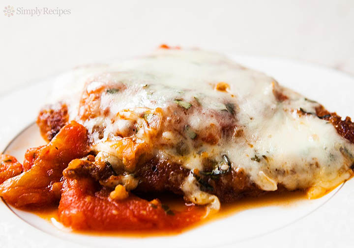 chicken parm sauce