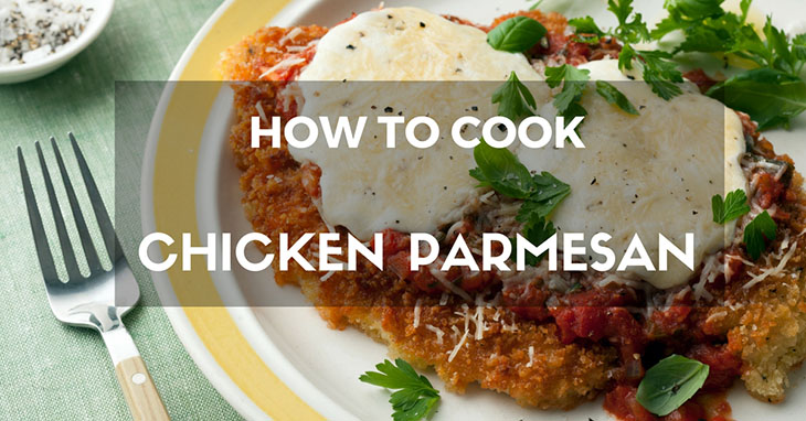 how to cook chicken parm