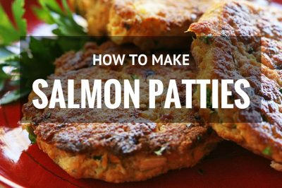 how to make salmon patties from canned salmon