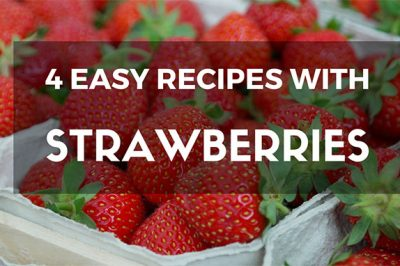 what to make with strawberries
