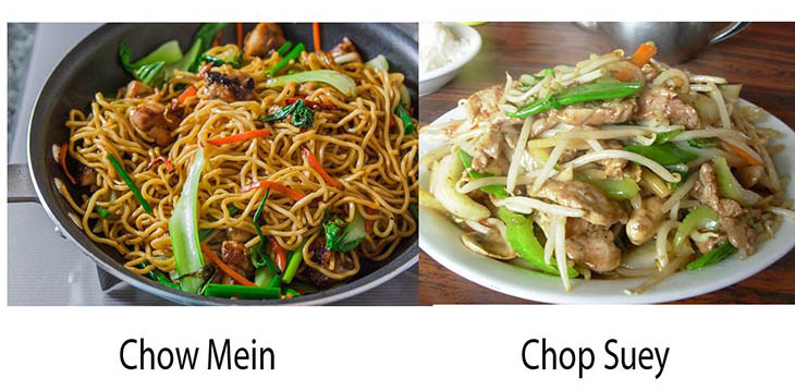 Chop Suey vs Chow Mein: 5 Huge Differences You Should to Know
