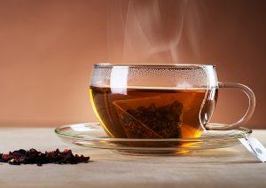 how to melt nutella hot tea