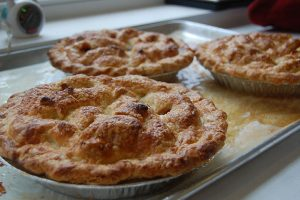 pie convection oven