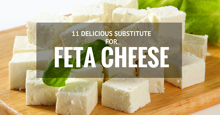 substitute for feta cheese