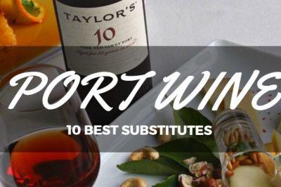 substitute for port wine