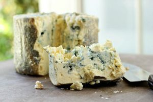 substitute for goat cheese - Blue cheese