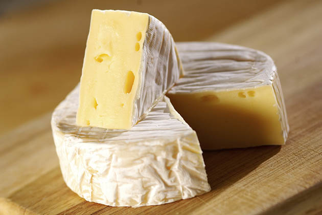 substitute for goat cheese - Camembert Cheese