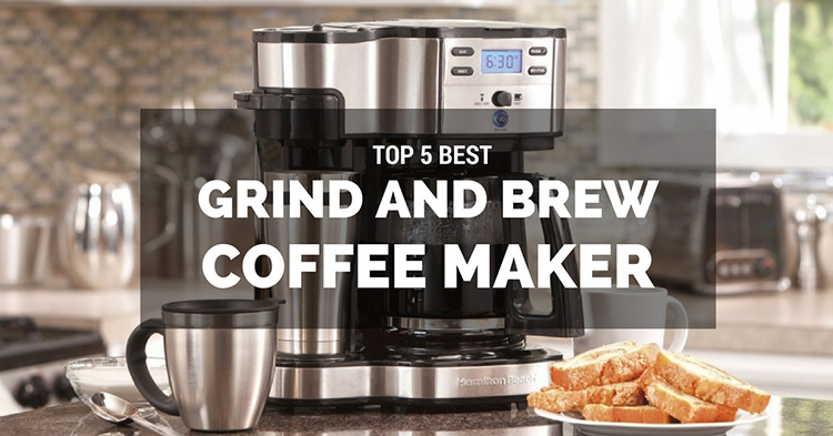 Coffee Maker Grind And Brew Ratings : Best Grind And Brew Coffee Maker 2017 - Buyer s Guide and Reviews