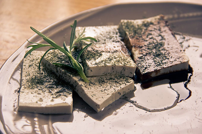 What Does Tofu Taste Like - sensitive to taste