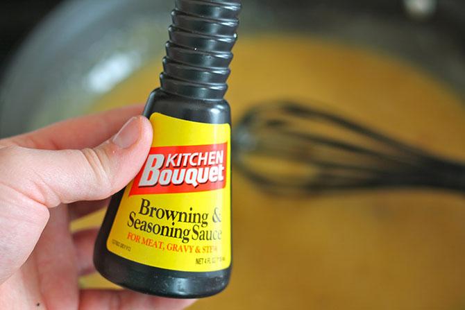 Gravy Recipe With Kitchen Bouquet