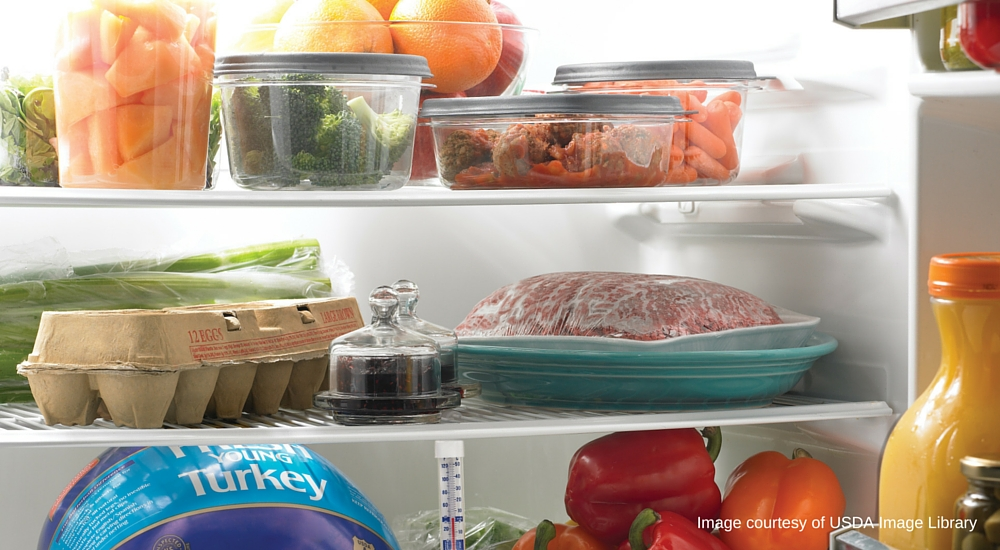how to store pulled pork - in the fridge