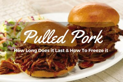 how long is pulled pork good for