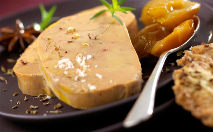 what does foie gras taste like