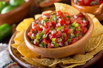 how long does fresh salsa last