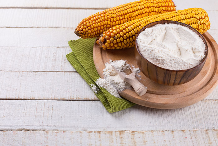 Corn Flour and Corn Starch Differ Per The Content