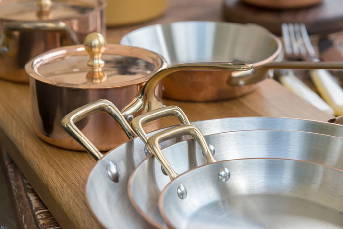 best copper pots and pans