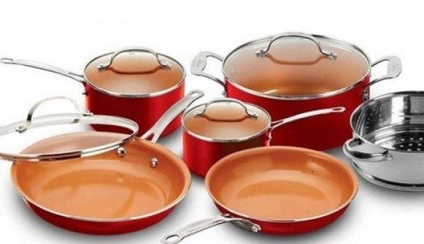 Advantages Of Red Copper Pan Cooknovel Com