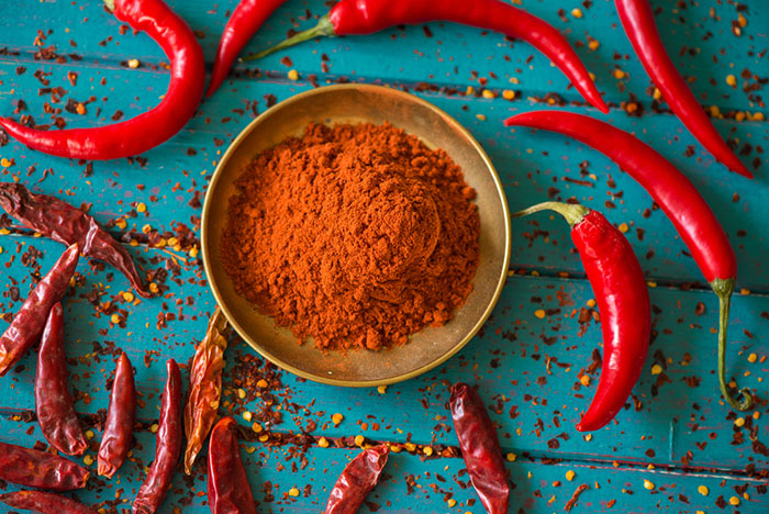 cumin substitute - Chili Powder