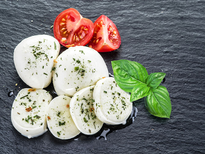 How to Freeze Mozzarella Cheese