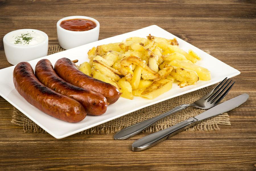 how to cook polish sausage