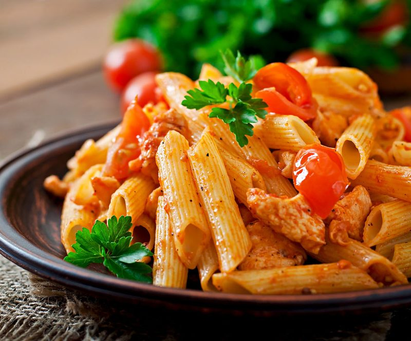 Ziti vs Penne: The Difference Between Penne And Ziti