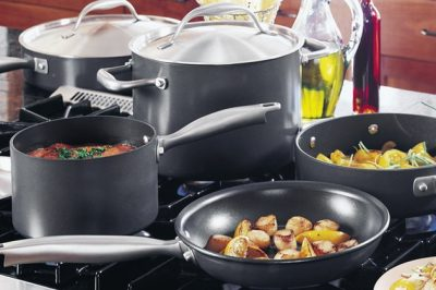 Best Titanium Cookware 2018: Top 5+ Recommended And Reviews