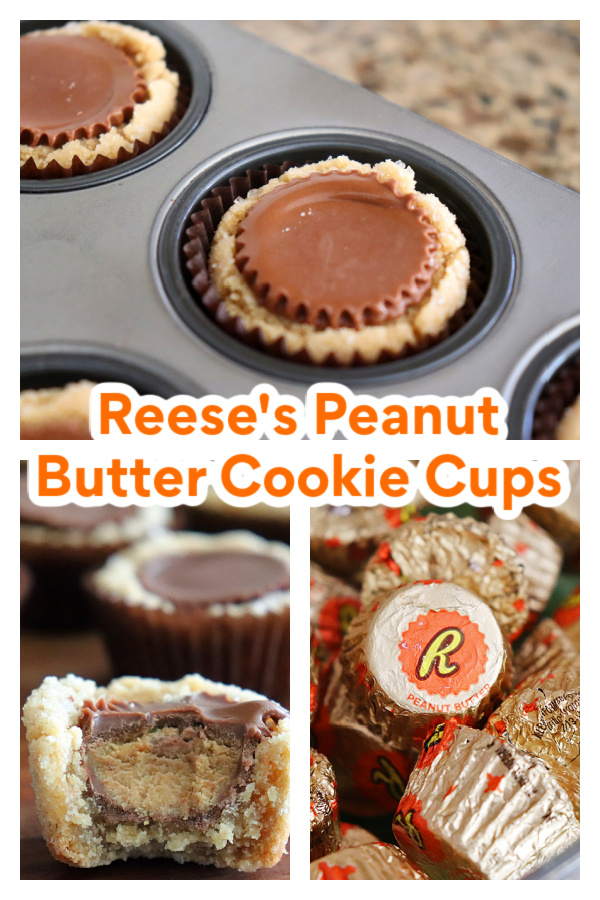 PIN for Reese's Peanut Butter Cookie Cups