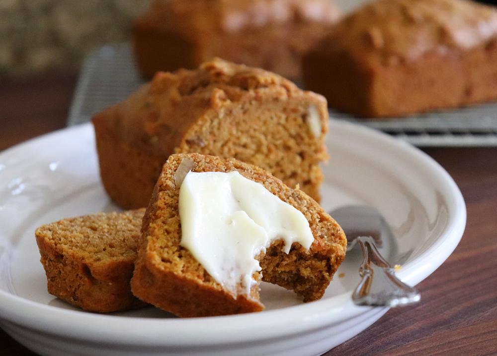 Sweet Potato Bread Recipe HERO